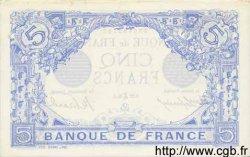 5 Francs BLEU FRANCE  1915 F.02.34 pr.NEUF