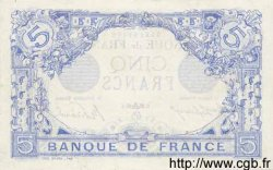 5 Francs BLEU FRANCE  1916 F.02.43 SUP