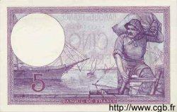5 Francs VIOLET FRANCE  1924 F.03.08 pr.NEUF