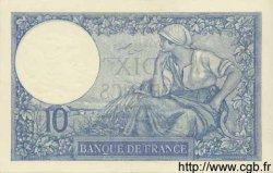 10 Francs MINERVE FRANCE  1932 F.06.16 pr.SPL