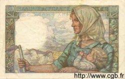 10 Francs MINEUR FRANCE  1947 F.08.17 TTB+