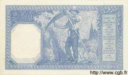 20 Francs BAYARD FRANCE  1916 F.11.00s1 NEUF
