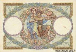 50 Francs LUC OLIVIER MERSON FRANCE  1927 F.15.00s1b pr.NEUF