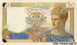 50 Francs CÉRÈS FRANCE  1934 F.17.00 SUP