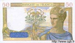 50 Francs CÉRÈS modifié FRANCE  1939 F.18.21 TTB+