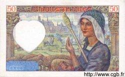 50 Francs JACQUES CŒUR FRANCE  1940 F.19.04 pr.NEUF