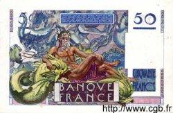 50 Francs LE VERRIER FRANCE  1946 F.20.02 pr.SPL