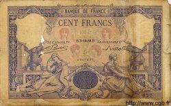 100 Francs BLEU ET ROSE FRANCE  1888 F.21.01 pr.TB