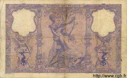 100 Francs BLEU ET ROSE FRANCE  1896 F.21.09 TB