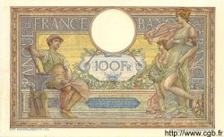 100 Francs LUC OLIVIER MERSON sans LOM FRANCE  1913 F.23.05 SUP