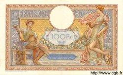 100 Francs LUC OLIVIER MERSON type modifié FRANCE  1937 F.25.03 SUP