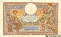100 Francs LUC OLIVIER MERSON type modifié FRANCE  1938 F.25.27 TTB