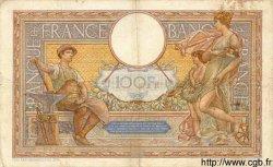 100 Francs LUC OLIVIER MERSON type modifié FRANCE  1938 F.25.31 TB à TTB