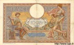 100 Francs LUC OLIVIER MERSON type modifié FRANCE  1939 F.25.38 TTB