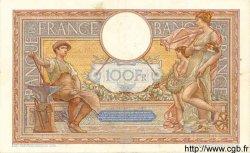 100 Francs LUC OLIVIER MERSON type modifié FRANCE  1939 F.25.41 SUP