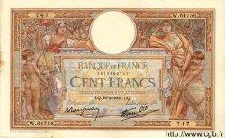 100 Francs LUC OLIVIER MERSON type modifié FRANCE  1939 F.25.43 pr.SUP