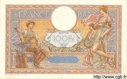 100 Francs LUC OLIVIER MERSON type modifié FRANCE  1939 F.25.47 SUP