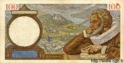 100 Francs SULLY FRANCE  1939 F.26.03 TTB