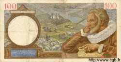 100 Francs SULLY FRANCE  1941 F.26.52 pr.TTB