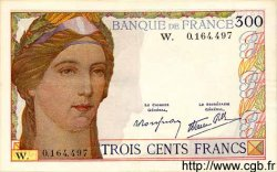 300 Francs FRANCE  1938 F.29.02 SUP+