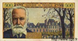 500 Francs VICTOR HUGO FRANCE  1954 F.35.01 VF