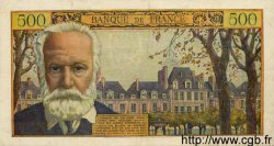 500 Francs VICTOR HUGO FRANCE  1957 F.35.06 pr.TTB