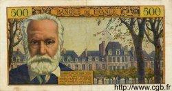 500 Francs VICTOR HUGO FRANCE  1958 F.35.10 pr.SUP