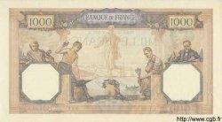 1000 Francs CÉRÈS ET MERCURE FRANCE  1932 F.37.07 pr.SPL