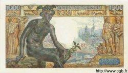 1000 Francs DÉESSE DÉMÉTER FRANCE  1942 F.40.04 SPL