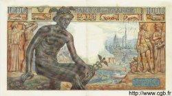 1000 Francs DÉESSE DÉMÉTER FRANCE  1942 F.40.08 SUP+