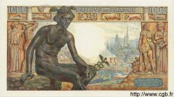 1000 Francs DÉESSE DÉMÉTER FRANCE  1942 F.40.12 pr.NEUF