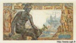 1000 Francs DÉESSE DÉMÉTER FRANCE  1943 F.40.29 pr.NEUF