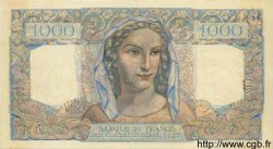 1000 Francs MINERVE ET HERCULE FRANCE  1945 F.41.00 SUP