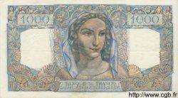 1000 Francs MINERVE ET HERCULE FRANCE  1948 F.41.20 TTB à SUP