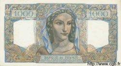 1000 Francs MINERVE ET HERCULE FRANCE  1948 F.41.22 SUP+