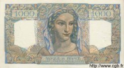 1000 Francs MINERVE ET HERCULE FRANCE  1949 F.41.25 SUP