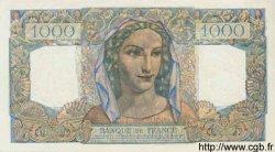1000 Francs MINERVE ET HERCULE FRANCE  1950 F.41.33 SUP+
