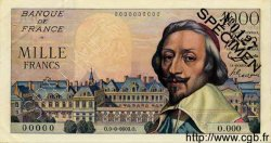 1000 Francs RICHELIEU FRANCE  1953 F.42.00 SUP+