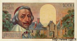 1000 Francs RICHELIEU FRANCE  1956 F.42.24 pr.SPL