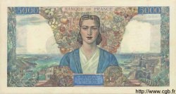 5000 Francs EMPIRE FRANÇAIS FRANCE  1942 F.47.00 SPL