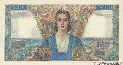 5000 Francs EMPIRE FRANÇAIS FRANCE  1945 F.47.15 pr.SUP