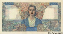 5000 Francs EMPIRE FRANÇAIS FRANCE  1945 F.47.24 SUP