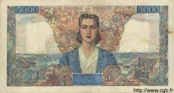 5000 Francs EMPIRE FRANÇAIS FRANCE  1945 F.47.33 pr.TTB