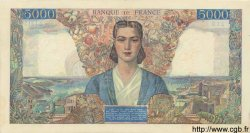 5000 Francs EMPIRE FRANÇAIS FRANCE  1945 F.47.45 pr.SUP