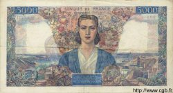 5000 Francs EMPIRE FRANÇAIS FRANCE  1946 F.47.56 TTB+
