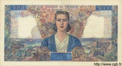 5000 Francs EMPIRE FRANÇAIS FRANCE  1947 F.47.59 pr.SUP