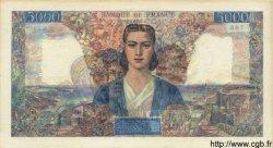 5000 Francs EMPIRE FRANÇAIS FRANCE  1947 F.47.60 SUP