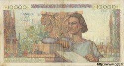 10000 Francs GÉNIE FRANÇAIS FRANCE  1946 F.50.03 TB+