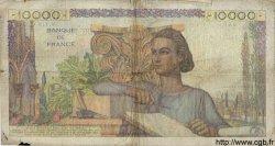 10000 Francs GÉNIE FRANÇAIS FRANCE  1946 F.50.05 TB