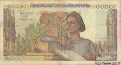 10000 Francs GÉNIE FRANÇAIS FRANCE  1946 F.50.08 TTB